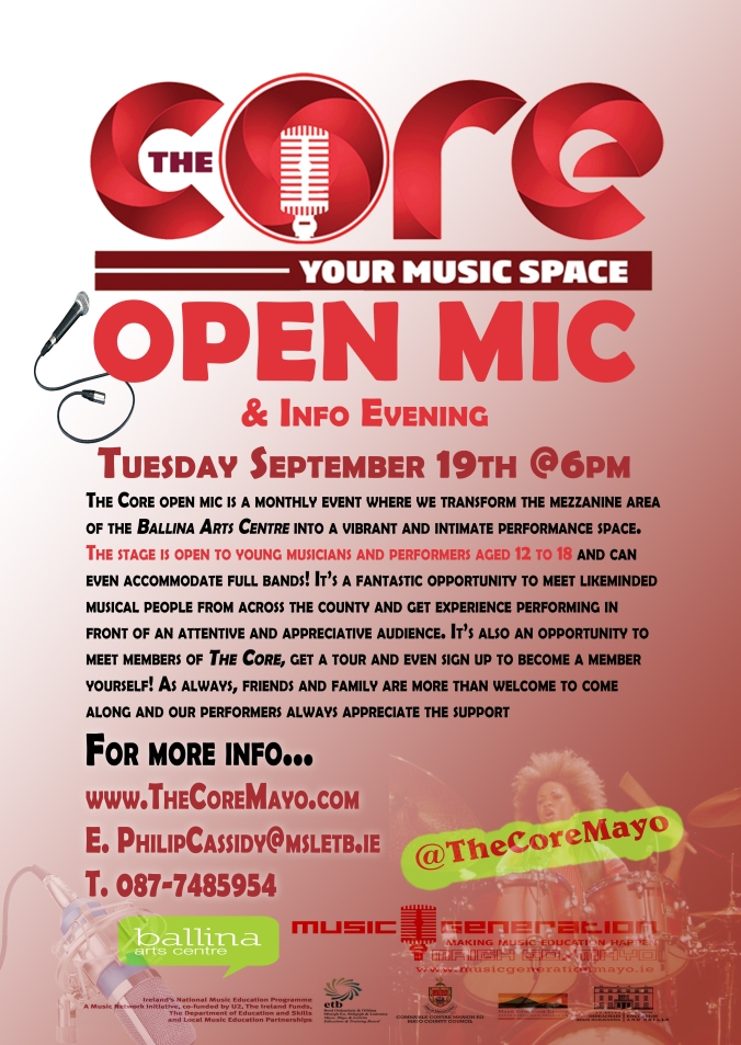 The Core Open Sep 19 2017