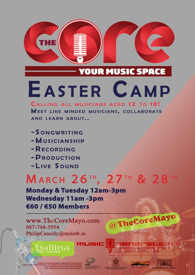 The Core Easter Camp